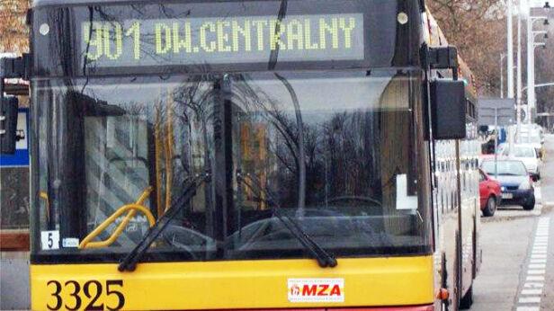 Autobusy dla kibiców ZTM
