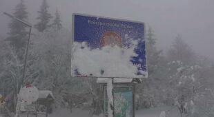 Mrozy rzędu -20 stopni Celsjusza i jeszcze więcej opadów śniegu