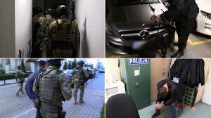 Policja zatrzymała sześć osób. Zarzuty: kradzież i włamania do aut