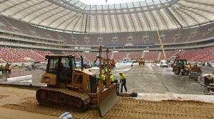 Budowali Stadion Narodowy. Bankrutują