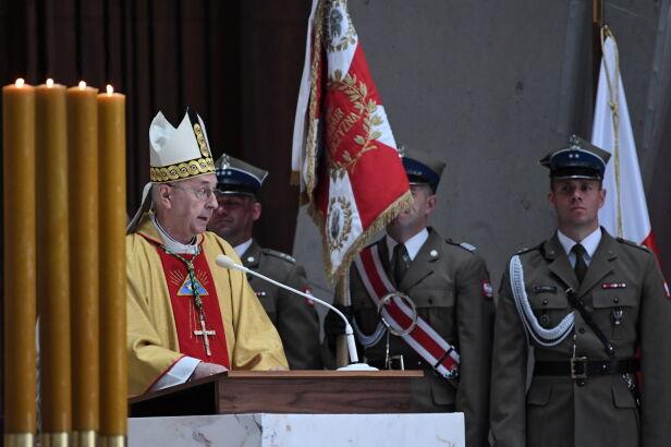 Msza za Ojczyznę w Świątyni Opatrzności Bożej PAP/Jacek Turczyk