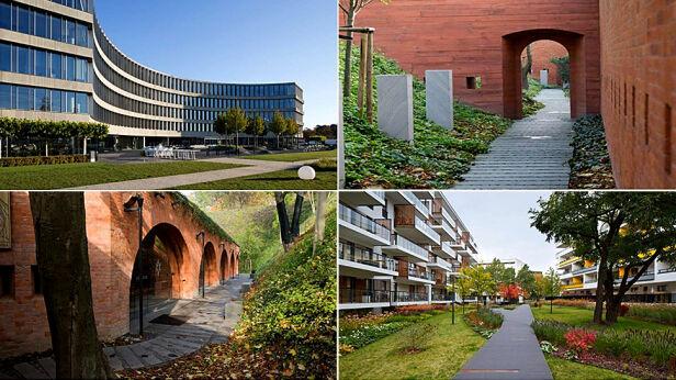 Nagroda architektoniczna Urząd Miasta