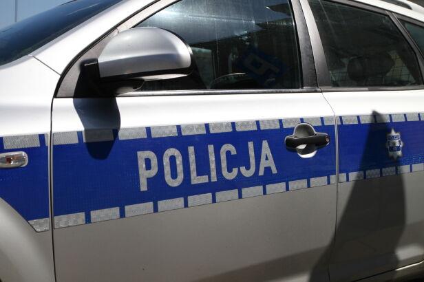 Interwencja policji (zdjęcie ilustracyjne) archiwum TVN24