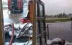 Strażak o podtopieniach w Kołobrzegu