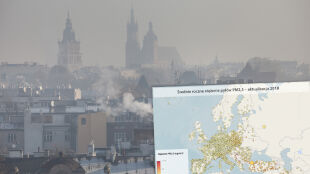 Polska Indiami Europy. Nowe dane dotyczące zanieczyszczenia powietrza