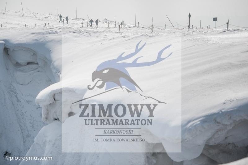 Pierwsza edycja Zimowego Ultramaratonu Karkonoskiego, fot. Piotr Dymus