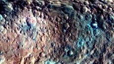 Na Ceres może być dużo wody
