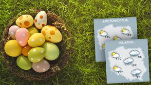 Wstępna prognoza pogody na Wielkanoc i lany poniedziałek